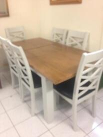 Selection of dining tables from £80