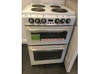Great Condition White Electric Freestanding cooker