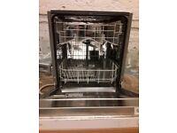Integrated dishwasher