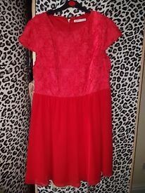 Definitions Red dress