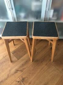 Retro Atomic stools