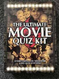 Ultimate Movie Quiz Kit