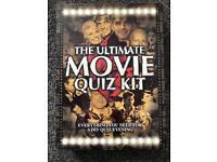 Ultimate Movie Quiz Kit
