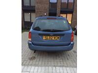 Ford Focus - Auto 2002 good condition