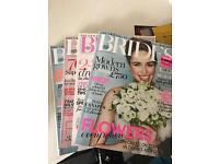 10 x Brides Magazine Nov'15-Oct'16 - bridal - wedding