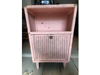 Antique small cupboard / bedside table