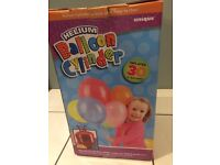 """Helium Balloon Cylinder inflates up to 30 9"""" balloons"""