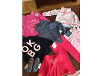 Huge baby girls clothes bundle - all NEW with tags - 18-24 months 💕