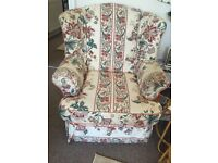 Christie Tyler 2-seater sofa and 2 chairs.