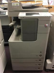 Canon IRA 4025 Monochrome Printer Copier 11x17 12x18 office professional Black & white Copiers Printers on SALE