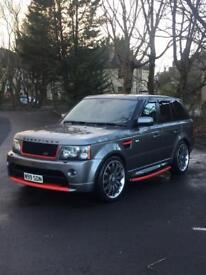 Mint 2007 Range Rover sport may swap/px Audi Q7 or A7