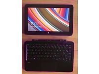 GOOD CONDITION | HP Pro 410 x2 laptop hybrid tablet I5-4202Y 4GB RAM 128 GB SSD Win 8 AZERTY £