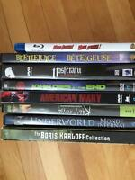 Assorted Horror Movies