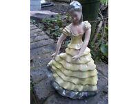 vintage art deco lustre jema / hollande ornament , number 220