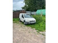 For sale ford connect 2005 1,8 turbo diesel mot till end of December needs clutch
