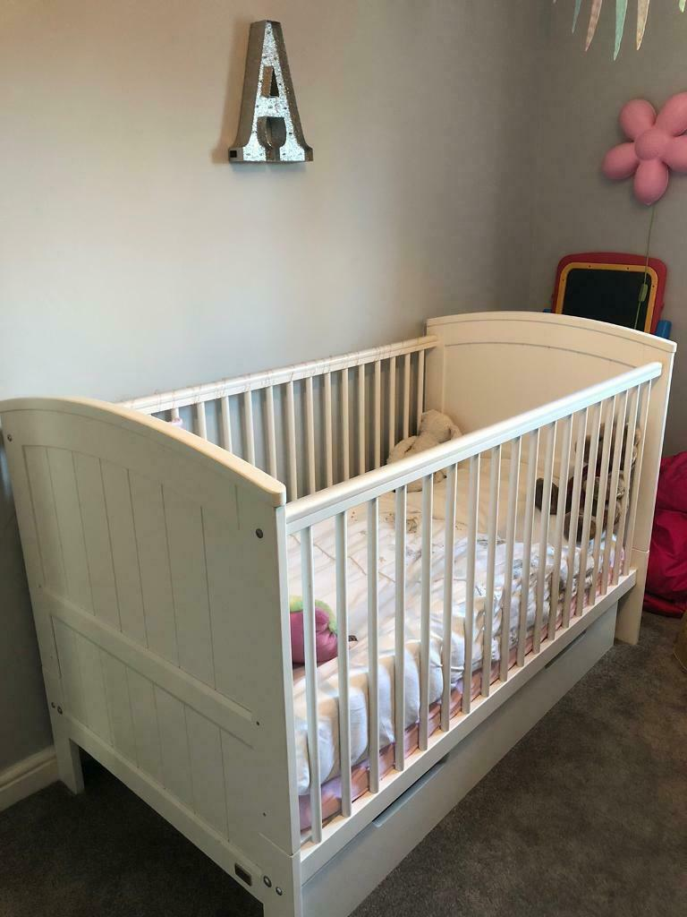 Mamas And Papas Cot And Bed In Bangor County Down Gumtree