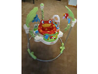 Fisher Price Jumperoo - go to your happy place whilst your little one has a ball