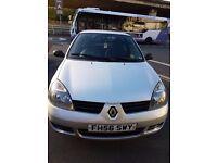 Renault Clio 1.2 Campus 3dr (05 - 09)