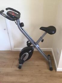 Exercise bike - foldaway F-bike