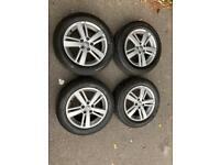 "VW Polo 6R/6C OEM Alloy Wheels 15"""