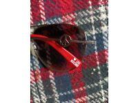 I Love Moshino Aviator Sunglasses