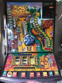 Gambling game/machine