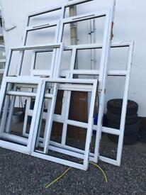 PVC windows