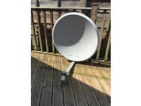 Free satellite disk