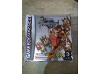 ** KINGDOM HEARTS CHAIN OF MEMORIES FOR GAMEBOY ADVANCE **
