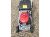 Honda petrol lawnmower good condition