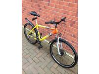 "RELEIGH mountain SHIMANO bike 26"" BARGAIN!"