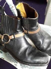 Male Real Leather Boots