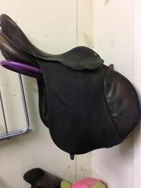 17 old saddle narrow