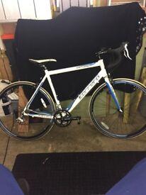 Carera road bike
