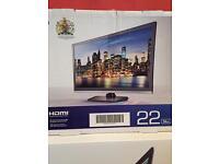 Flat screen TV 22inch