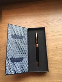 Ted baker stylish ball point pen
