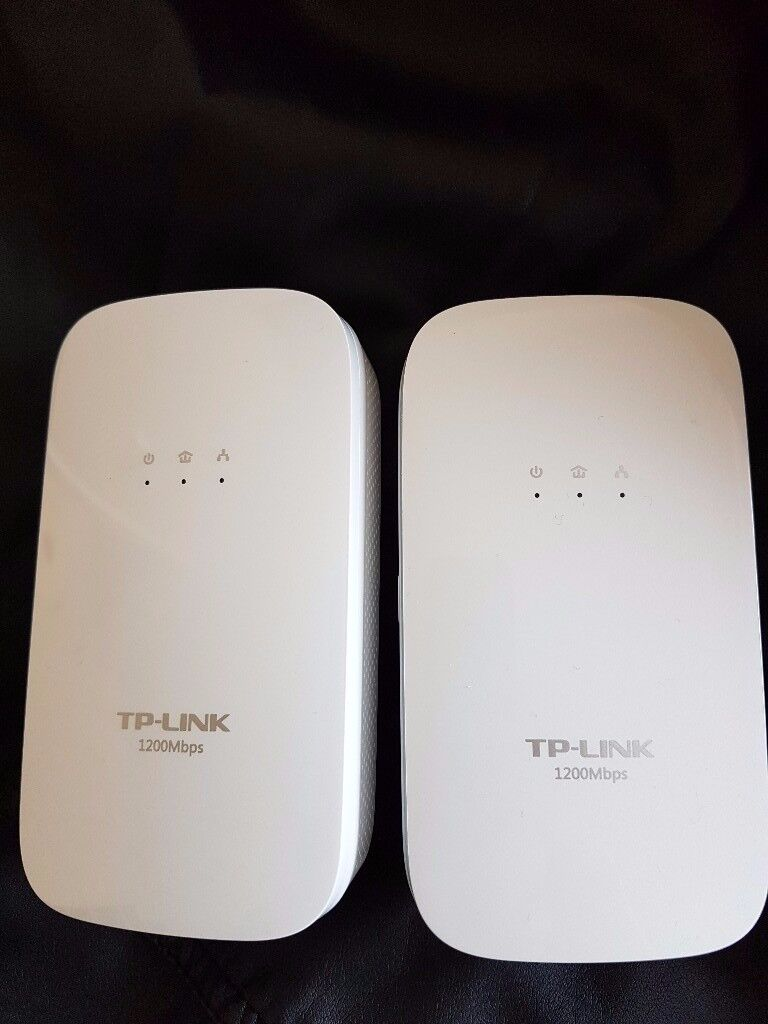 TP-Link 1200Mbps twin adapters