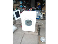 Washing machine, outer body only
