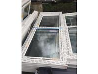 Various upvc sash windows