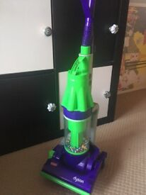 Children's Casdon Toy Dyson Upright Hoover Vacuum Cleaner