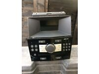 Astra h 58 plate cd30 MP3 CD player in piano black vgc 07594145438