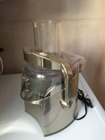 Breville Whole Fruit Juicer Stainless Steel