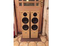 Acoustic Solutions AV-120 Floor standing 130W - 190W speakers.