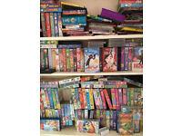 VHS kids movies videos