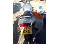 Yamaha XJR1300 2002