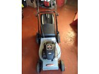 Lawn mower 18 inch Drive