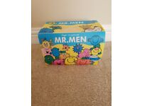 Complete Mr Men collection of books