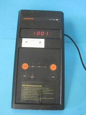 Corning M140 Ph Meter Laboratory Digital Used Lab Equipment 140 Working