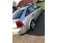 2005 Vauxhall vectra