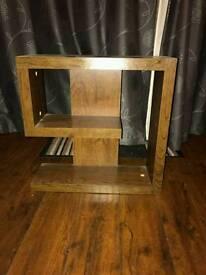 Next opus mango wall shelf/ shelves furniture